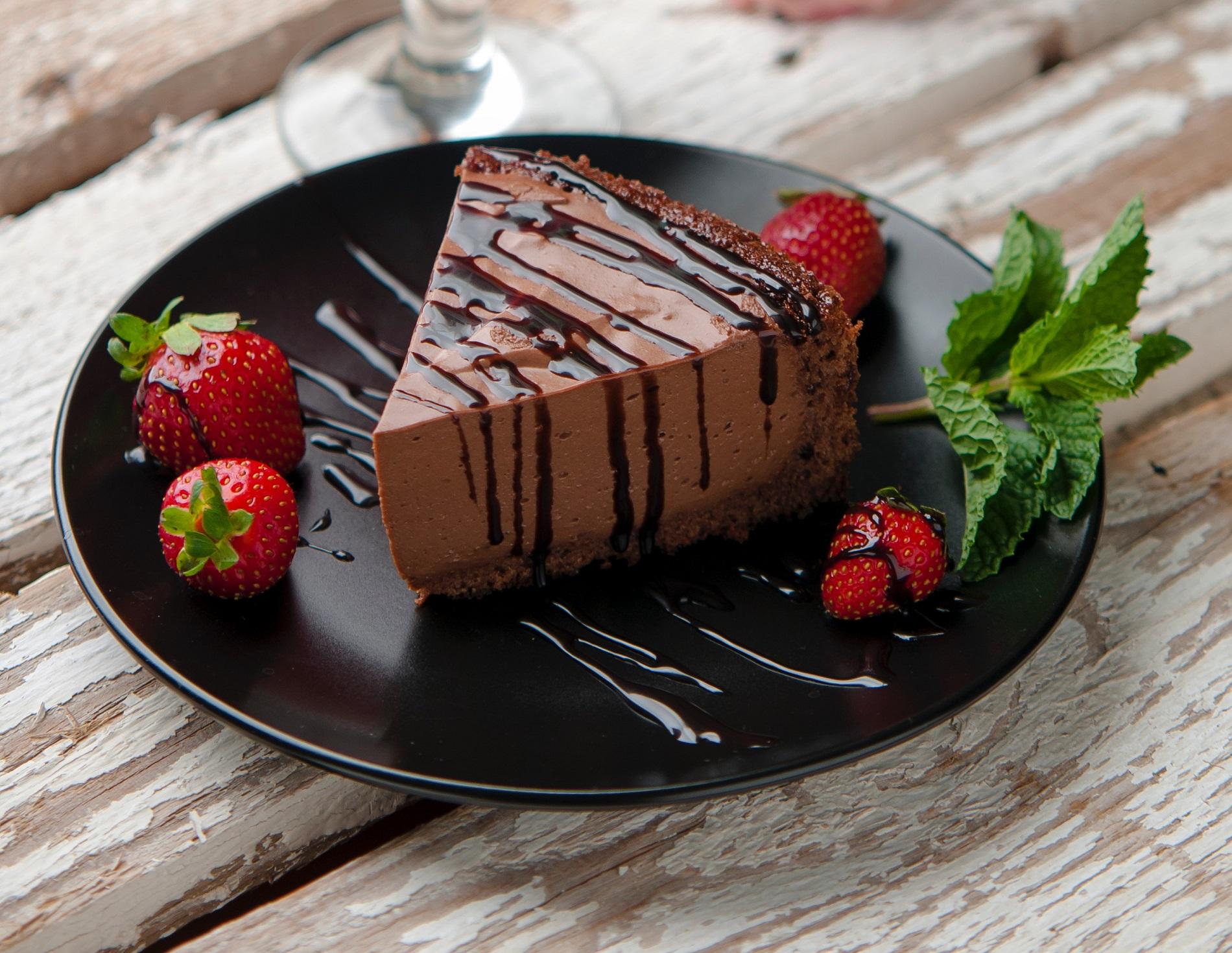 CHOCOLATE PUDDING CHEESECAKE